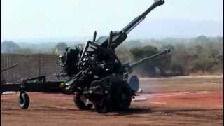 Индусское супероружие(Всё в этом индийском видео безумно прекрасно. И индийская 155mm гаубица (Field Howitzer 77B), умеющая делать три выстр..., 2012-07-30T07:08:07.000Z)