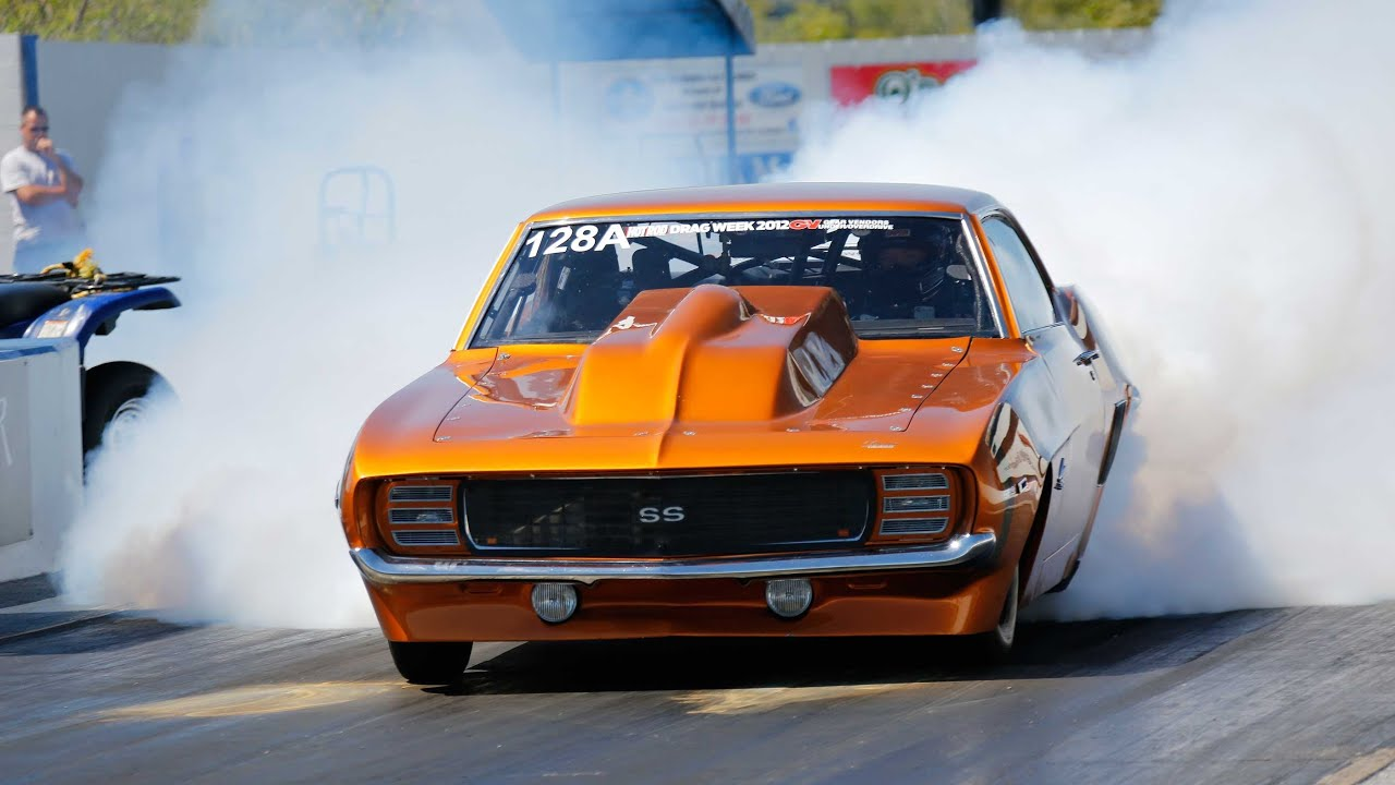 History of Street-Legal Drag Racing, 1949 to 2013 - HOT ROD ...