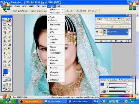 adobe photoshop 7 urdu tutorial part 5 of 22 youtube rh youtube com adobe photoshop 7 user guide in bengali Adobe Photoshop Elements 7