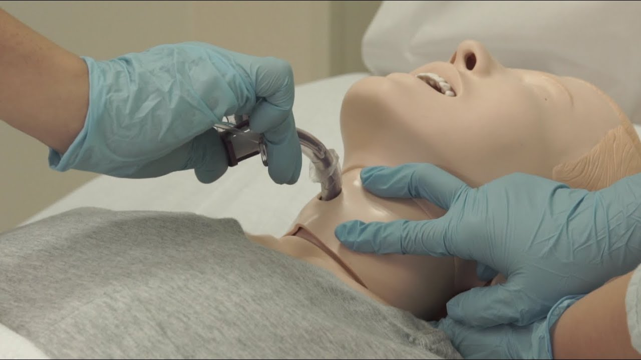 Download HVRSS 5. Changing of Tracheostomy Tube