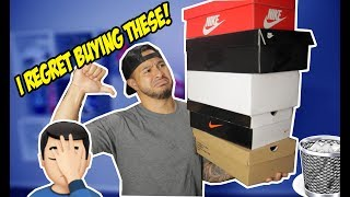 5 HYPED SNEAKERS YOU SHOULDN'T BUY IN 2018!