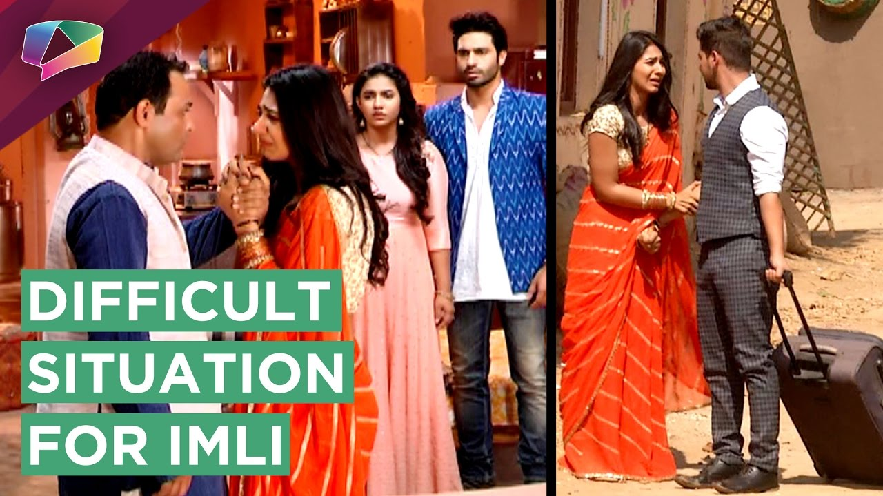 Imli tries to PERSUADE Vivaan and her Family | Udaan | Colors Tv ...