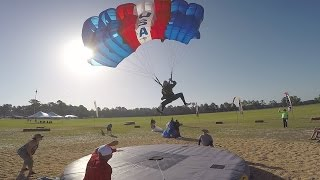 Drone Videography / 2015 USPA National Parachuting Championship