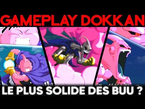 Buu MF, le plus solide des Buu ? Crash test en Goku Rush ! - DOKKAN BATTLE