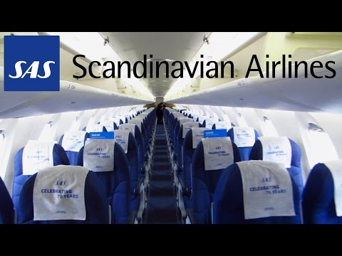 TRIP REPORT | SAS CRJ-900 | Copenhagen to Berlin TXL | Economy Class [Full HD]