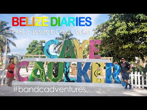 Bars, Booze, and Eats + Travel Tips  - Belize Diaries Part 3
