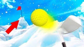 0.01% ШАНСОВ ПОПАСТЬ В ЭТУ ЛУНКУ С ПЕРВОГО РАЗА! ЗАБИЛИ В САМУЮ СЛОЖНУЮ ЛУНКУ В ГОЛЬФ ИТ (Golf It)