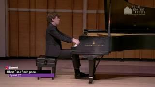 "Albert Cano Smit | Beethoven: ""Tempest"" Sonata: I. Largo -- Allegro"