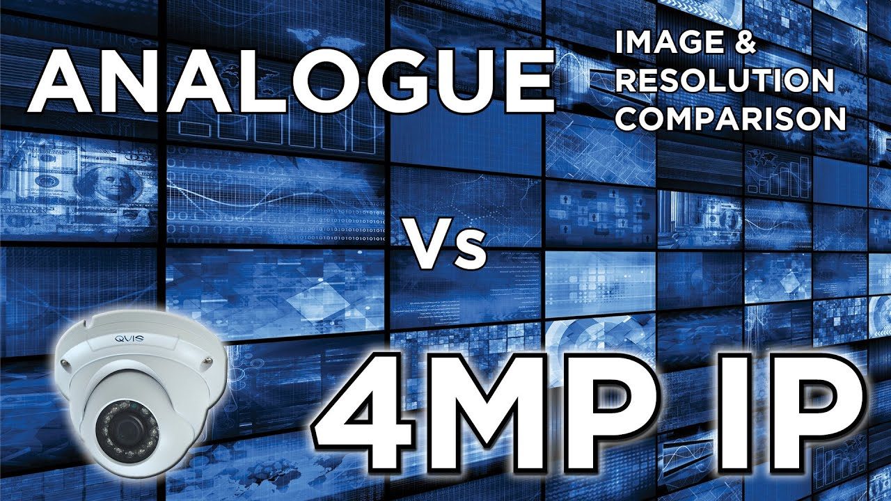 Cctv Image Resolution Comparison D1 Vs 1 3mp Ahd Vs 4mp