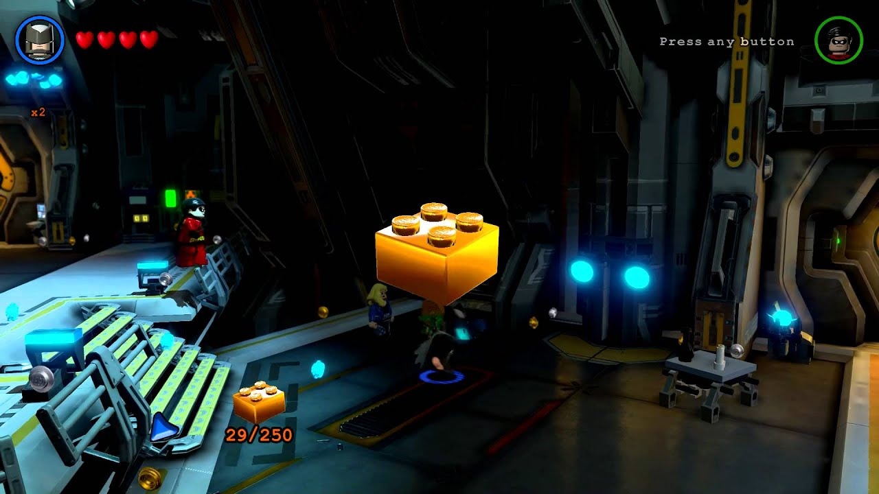 LEGO Batman 3: Beyond Gotham - Black Canary Gameplay and ...