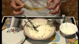 Τυροκαυτερή - Μαγειρεύοντας Ελληνικά/Hot Cheese salad-Traditional Greek Way!