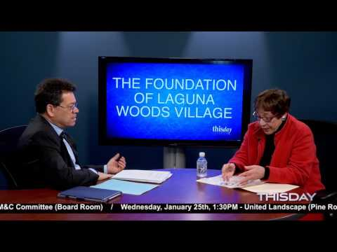 Foundation of Laguna Woods 1 23 17