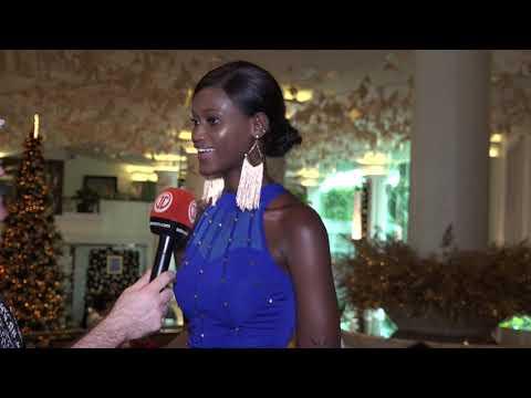 Miss Universe 2018 . Thailand / Miss Sierra Leone habla de su odisea para llegar al Miss Universo