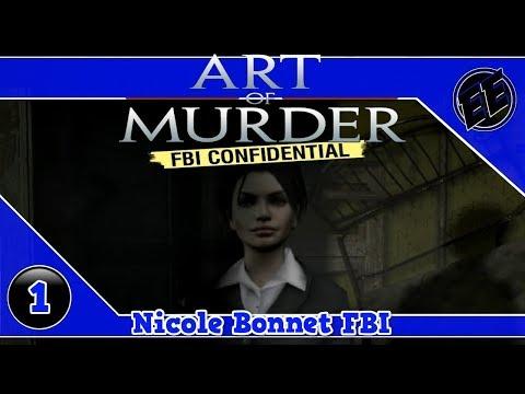Art of Murder - FBI Confidential Ep1 ~ The Report |
