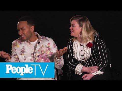 'The Voice' Coaches Are Bringing The Heat To Beat New Coach John Legend! | PeopleTV