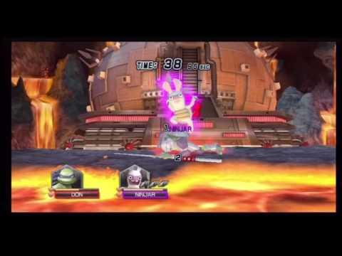 Teenage Mutant Ninja Turtles: Smash Up - Multiplayer Trailer HD