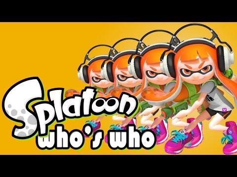 Who's Who (Splatoon Funny Moments)