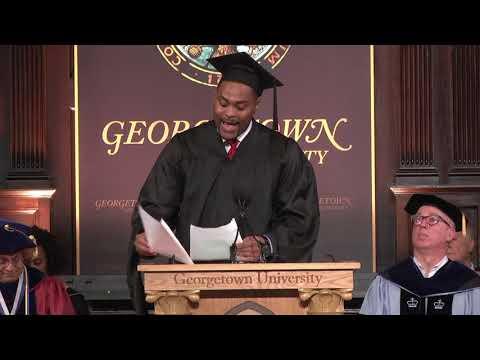 Georgetown McDonough School of Business presents MAIBP Graduation Ceremony