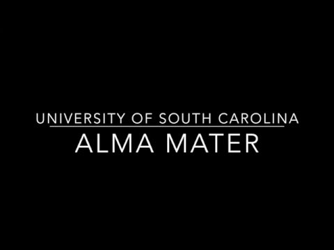 Unofficial Melody for University of South Carolina Alma Mater, by John M. Herr