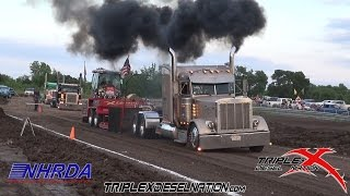 MASSIVE TOW MONSTERS at NHRDA SLED PULLS!
