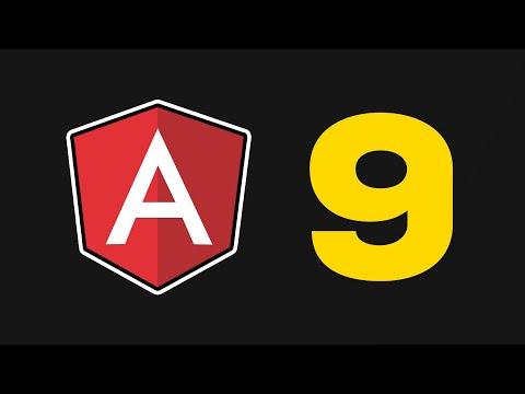 Angular 9 - What's New? What Changed?