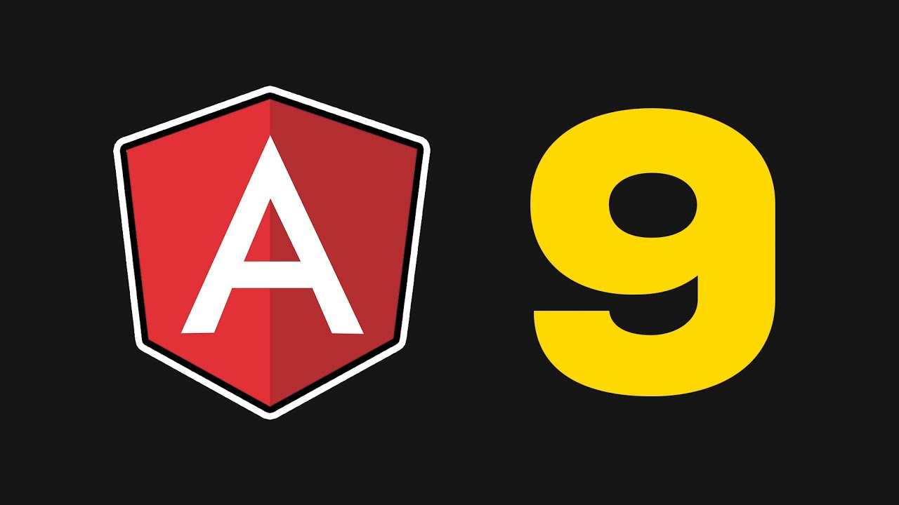 What's new in Angular 9?  What will change in the future?