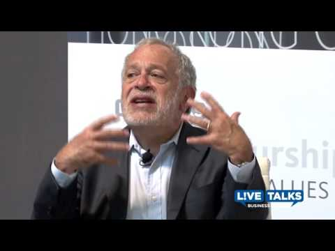 Robert Reich in conversation with Andrew Serwer