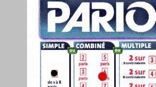 !!NEWS!! Parions Sport- Miser 8 Fois Le Même Match