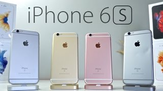 iPhone 6S - iPhone 6S Review!