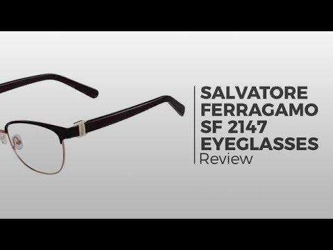 04e4627fa5 Salvatore Ferragamo SF 2147 Eyeglasses