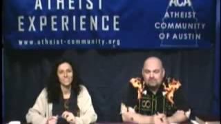 A Ridiculous Reason To Be Atheist - Atheist Experience 496