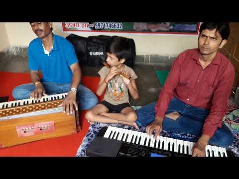 ganesh vandna ,by ajay jha,लाईव  musical group