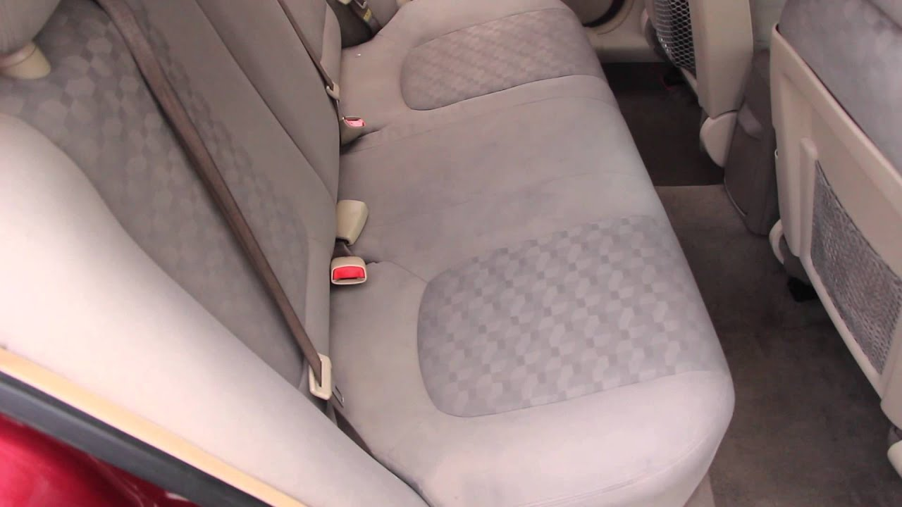 Shampooing and Detailing The Interior of a Chevy Malibu (Carpet and ...