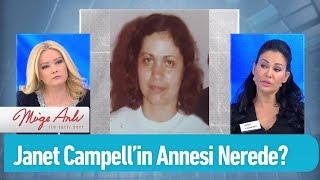 Janet Campell'in annesi nerde? - Müge Anlı ile Tatlı Sert 31 Aralık 2019