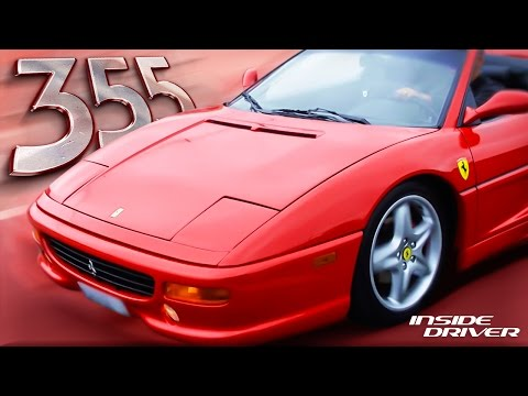 The Ferrari 355 Gts Doovi