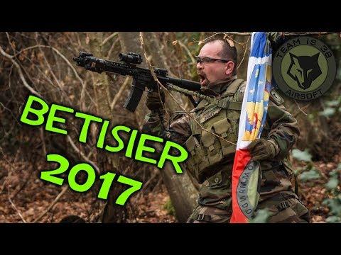 Bétisier 2017 ► TEAM IS 38 | AIRSOFT