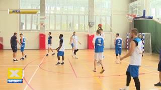 Баскетбол. Сборная Украины готовится к матчам отбора на ЧМ-2019
