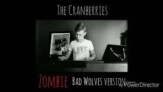 Zombie - The Cranberries (Bad Wolves version) | Cover par Rafaël Dolan-Bachand