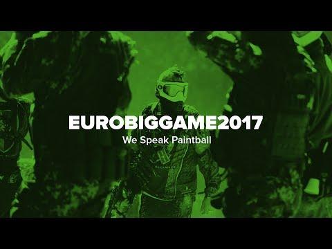 EuroBigGame 2017 - We Speak Paintball