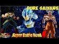 SBR Loophole! Pure Saiyans Category Super Battle Road Showcase: DBZ Dokkan Battle