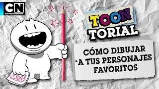 Cómo dibujar a tu personaje favorito | Toontorial | Cartoon Network