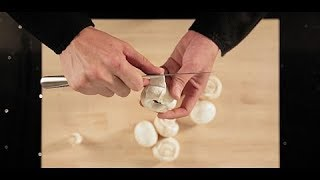 видео Как чистить шампиньоны перед готовкой