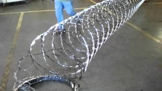 Razor Wire Rapid Barrier- Razor Wire International