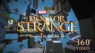 DOCTOR STRANGE 360 -  Google Tilt brush – Danny Bittman thumbnail