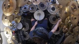 Genesis - Aisle Of Plenty Drum Cover (High Quality Sound)