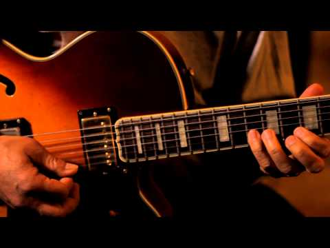 Autumn Leaves - Jazz guitar instrumental