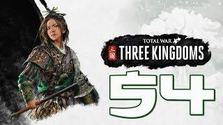 Прохождение Total War: Three Kingdoms [Троецарствие] #54 - Отбросить врага! [Чжэн Цзян]