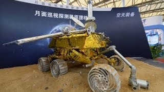 Is China reaching for the moon?