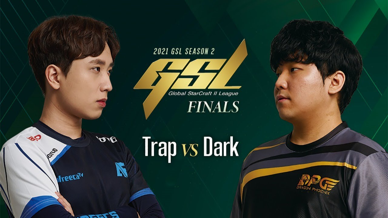 [ENG] 2021 GSL S2 Finals Trap vs Dark