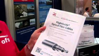 Unmanned Systems North America 2011 OFS Fitel LLC, Optical Fiber Cable